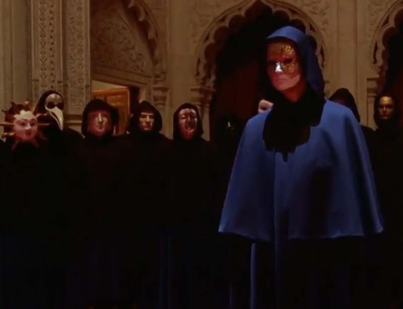 Eyes Wide Shut Meaning: Plague Doctor Masks & Stanley Kubrick's Movie