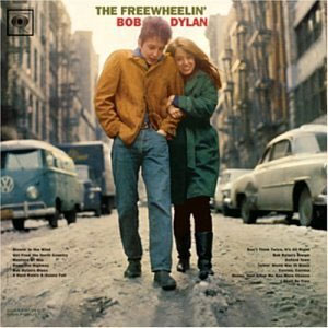Inside Llewyn Davis, Freewheelin' Bob Dylan Album Cover