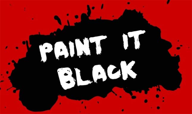 Paint it Black Meaning: Rolling Stones' Song Lyrics Interpretation & Analysis
