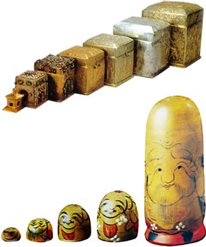 Matryoshka Nesting Dolls: Meaning of Russian Wooden Stacking