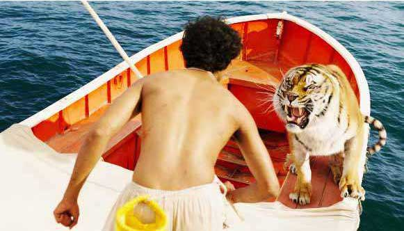Tiger in a Tropical Storm: Life of Pi Meaning, Analysis, Movie Symbolism